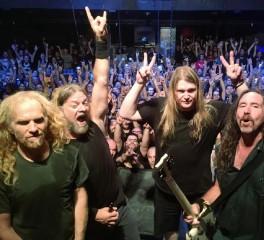 Ο James Hetfield στη σκηνή μαζί με τους Corrosion Of Conformity (video)