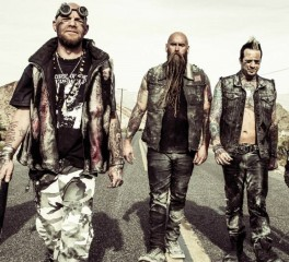 Οι Five Finger Death Punch απαντούν στην μήνυση της δισκογραφικής τους