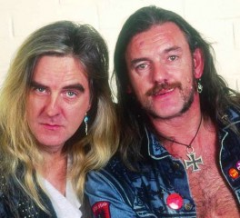 """Οι Saxon παίζουν ζωντανά το """"Ace Of Spades"""" προς τιμήν του Lemmy (video)"""