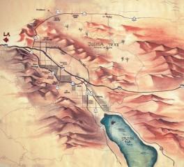 """Η Desert μουσική σκηνή της California στο ντοκιμαντέρ """"Lo Sound Desert"""""""