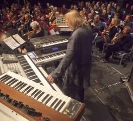Ο Rick Wakeman των Yes και το Φάντασμα της Όπερας