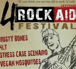 270 φάρμακα μαζεύτηκαν στο φετινό Rock Aid festival