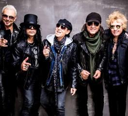 Οι ώρες εμφάνισης για την αποψινή συναυλία των Scorpions