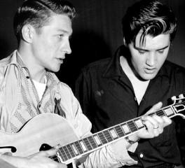 Πέθανε ο Scotty Moore, κιθαρίστας του Elvis Presley