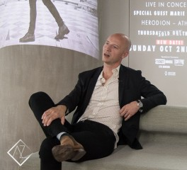 Sivert Hoyem: Θα βιντεοσκοπηθούν και οι δύο βραδιές στο Ηρώδειο