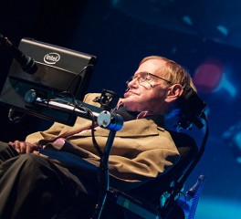 Οι Anathema διασκευάζουν Pink Floyd μαζί με τον Stephen Hawking