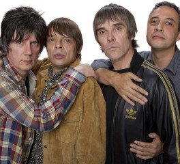 Οι Stone Roses επιβεβαιώνουν την κυκλοφορία νέου υλικού