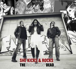 Οι The Rockin' Dead παρουσιάζουν το πρώτο τους single