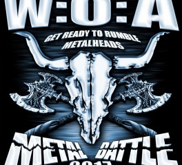 Το Wacken Metal Battle κοντά στην ελληνική metal σκηνή για ένατη χρονιά