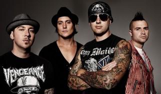 """Το νέο άλμπουμ των Avenged Sevenfold φέρει τον τίτλο """"The Stage"""" και κυκλοφορεί στις 28 Οκτωβρίου"""