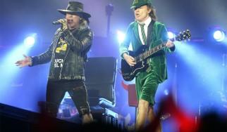 Τέλος η περιοδεία των Axl/DC: Αυτά είναι όλα τα τραγούδια που έπαιξαν