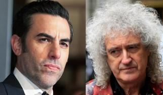 Brian May: «O Sacha Baron Cohen είναι μαλ..κας και ψεύτης»