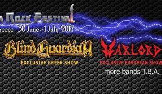 Και οι Warlord στο Chania Rock Festival