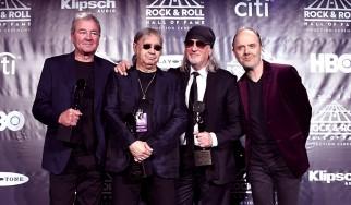 Ο Lars Ulrich αποθέωσε τους Deep Purple!