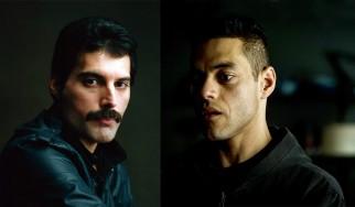 O Rami Malek μεταμορφώνεται σε Freddie Mercury
