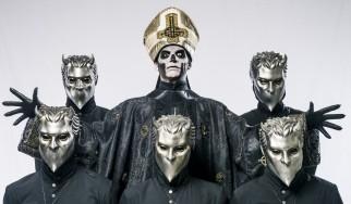 """Οι Ghost δίνουν στη δημοσιότητα το video του """"Square Hammer"""""""