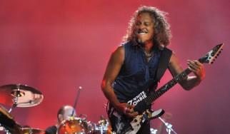 Kirk Hammett: «Έκοψα το ποτό και επανασυνδέθηκα με την κιθάρα μου»