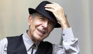 Η παγκόσμια καλλιτεχνική κοινότητα αποχαιρετά τον Leonard Cohen