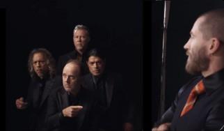 Χιουμοριστικά video από την φωτογράφηση μόδας των Metallica