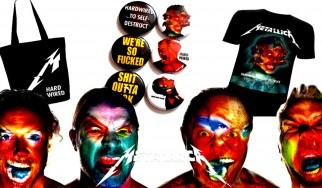 Κερδίστε T-shirt, τσάντες και κονκάρδες των Metallica!