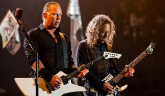 """Οι Metallica παίζουν το """"Enter Sandman"""" με παιδικά μουσικά όργανα"""