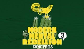 Το Modern Mental Rebellion Festival Vol. 3 επιστρέφει στο Γκάζι
