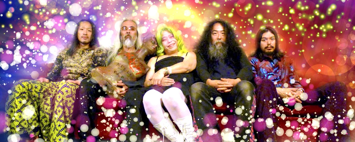 Οι Acid Mothers Temple & The Melting Paraiso UFO στο Fuzz