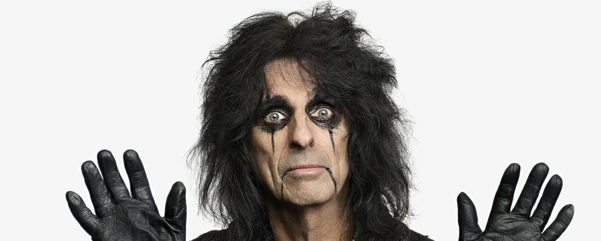 Ο Alice Cooper επιστρέφει με νέο άλμπουμ