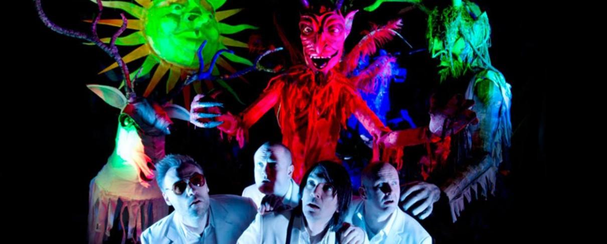 Επιστρέφουν με νέο άλμπουμ οι Amplifier