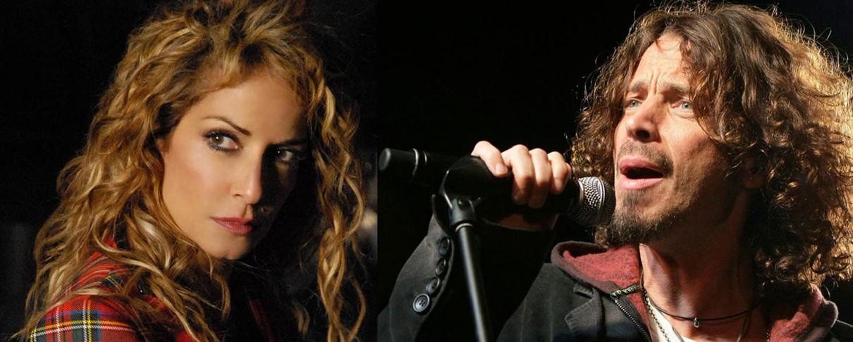 Chris Cornell και Άννα Βίσση μαζί στη σκηνή;