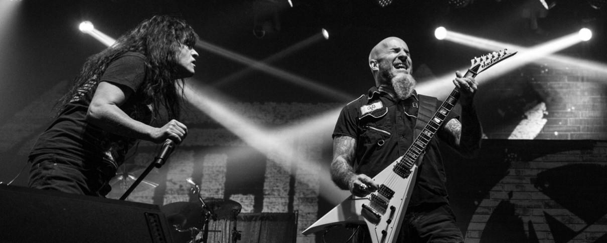 Οι Anthrax διασκευάζουν ...Kansas