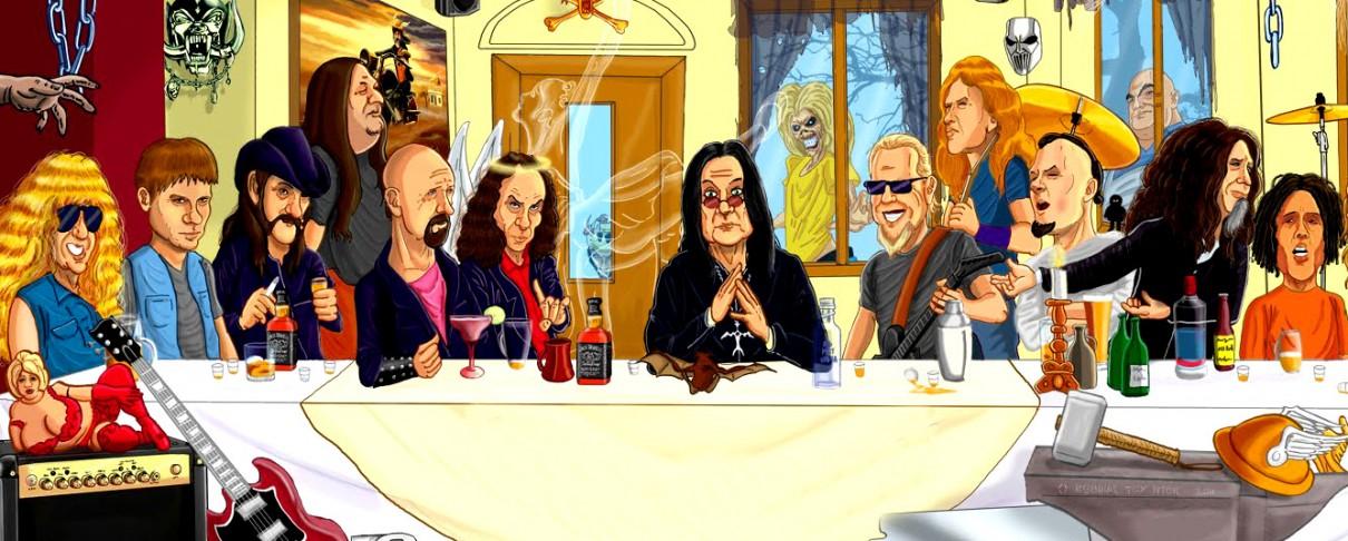 Οι 100 κορυφαίοι heavy metal δίσκοι