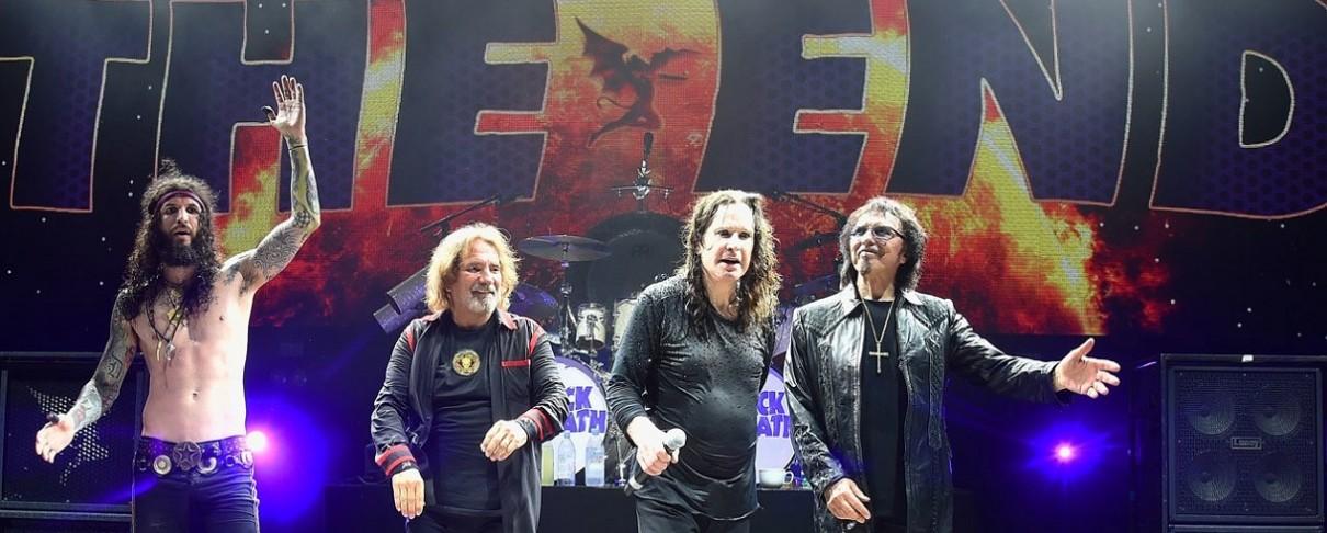 Η μουσική κοινότητα αποχαιρετά τους Black Sabbath