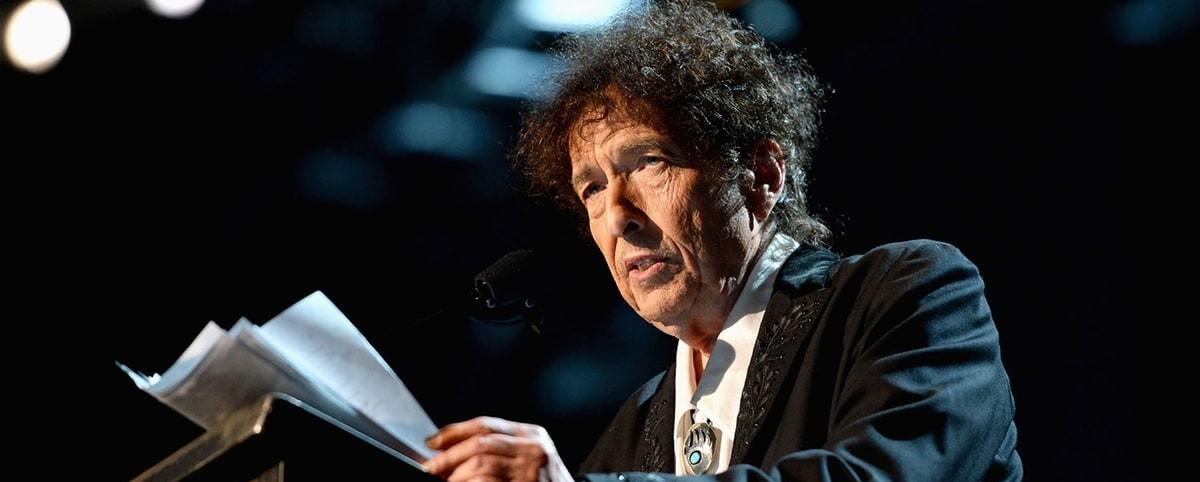 Σε βιβλίο ο λόγος του Bob Dylan στην τελετή παραλαβής του βραβείου Νόμπελ