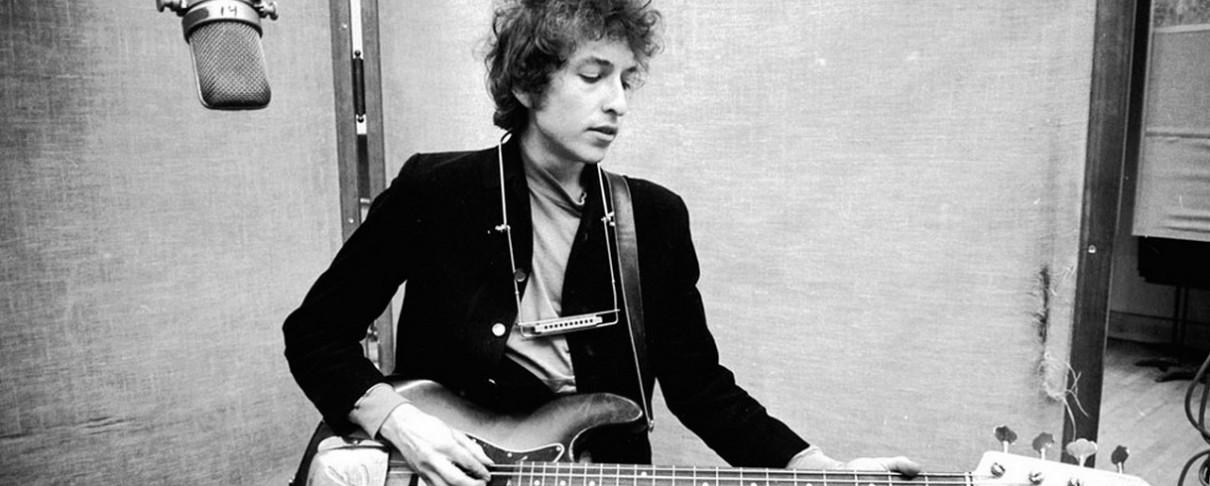 Νέο βιβλίο για το έργο του Bob Dylan από τον Βύρωνα Κριτζά