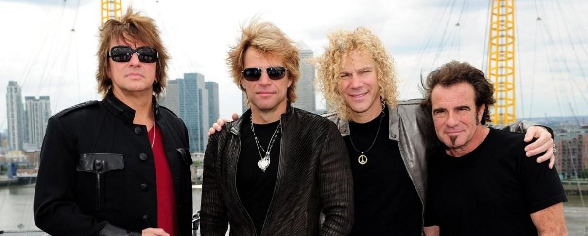 Oι Bon Jovi «νικούν» τους Judas Priest στην ψηφοφορία του Rock And Roll Hall Of Fame