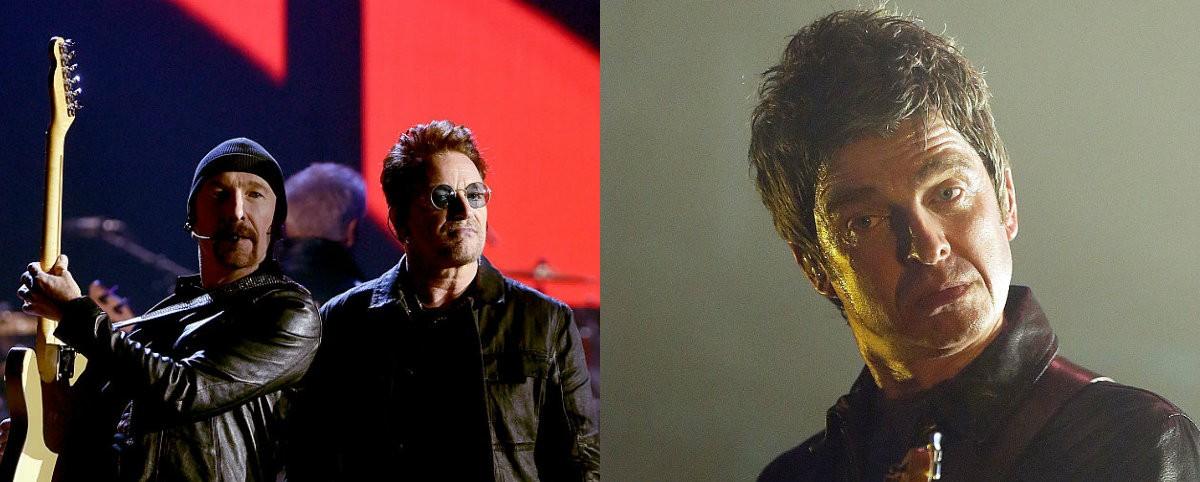 Οι U2 και ο Noel Gallagher διασκευάζουν Oasis