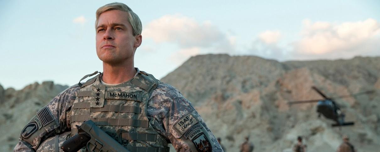Ο Nick Cave γράφει μουσική για τον «στρατηγό» Brad Pitt