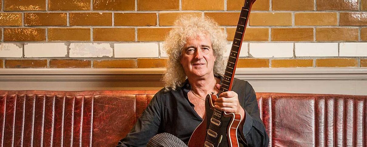 Brian May: «Δεν είναι η κιθάρα το σημαντικότερο κομμάτι ενός τραγουδιού»