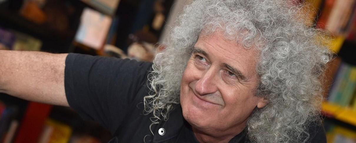 """Brian May: «Βρισκόμασταν σε κρίση πριν το """"Bohemian Rhapsody""""»"""