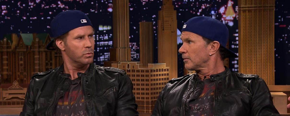 Chad Smith και Will Ferrell ενώνουν ξανά τις δυνάμεις τους
