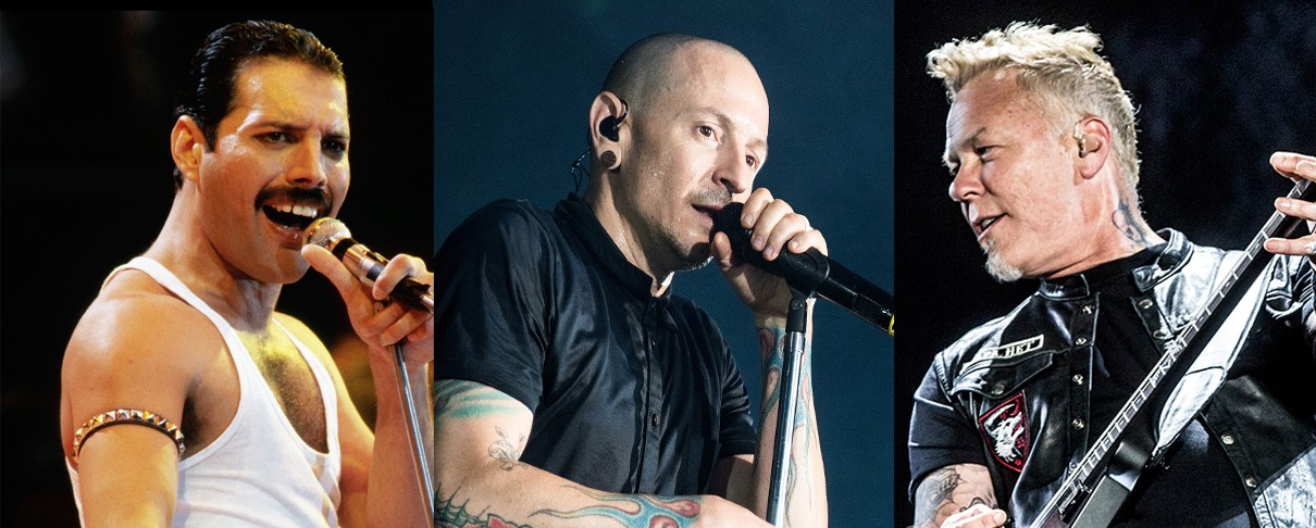 Mike Shinoda:«Ο Chester είναι στην ίδια κατηγορία με James Hetfield και Freddie Mercury»