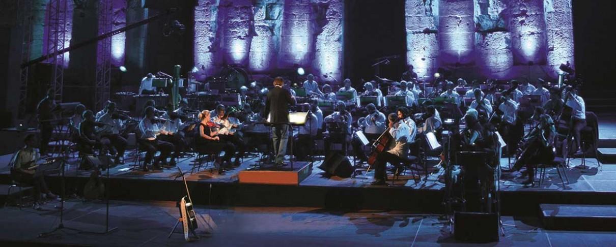 Classic rock με δύο ορχήστρες στο Ηρώδειο