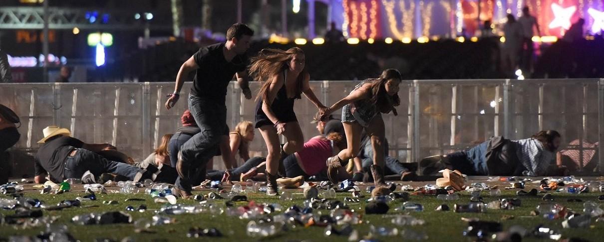 Είκοσι νεκροί από πυροβολισμούς σε φεστιβάλ country στο Las Vegas
