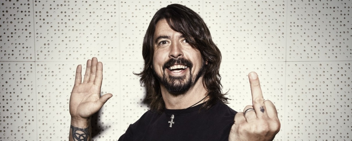 Pop αστέρας της δεκαετίας του '90 στο νέο δίσκο των Foo Fighters
