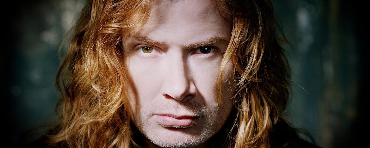 Ο Dave Mustaine προσβλήθηκε από τη νόσο του Lyme