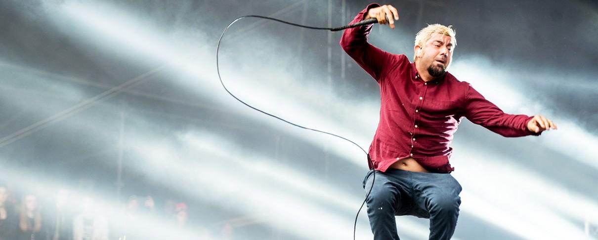 Chino Moreno: «Δεν θέλω να περιοδεύσω με τους Korn»