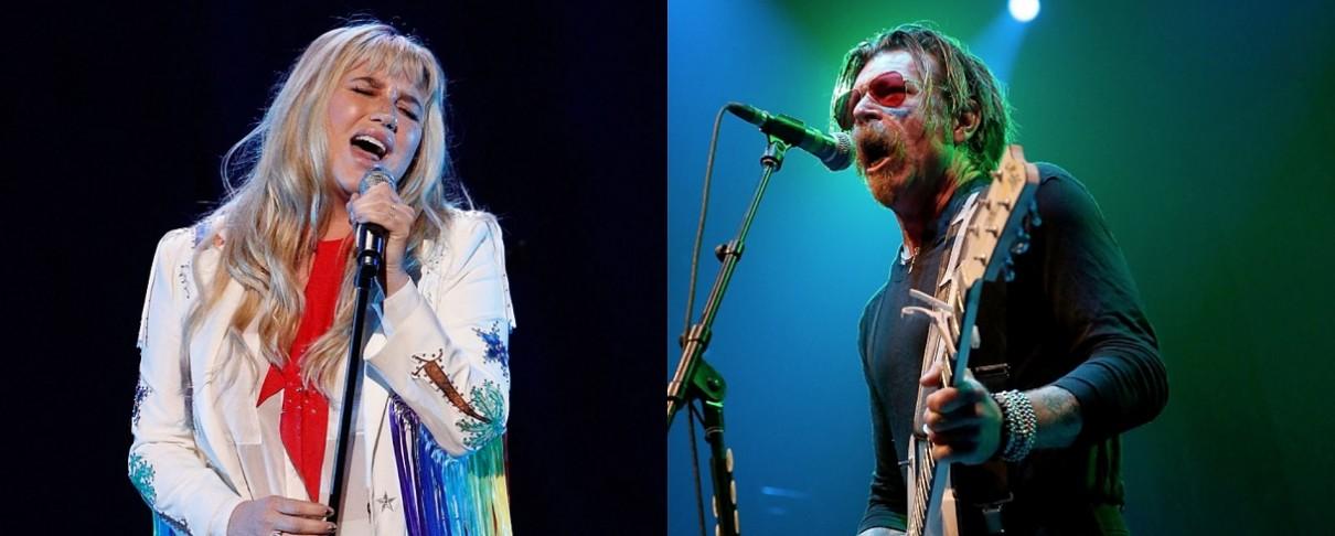 Οι Eagles Οf Death Metal ηχογράφησαν 2 τραγούδια με την Kesha