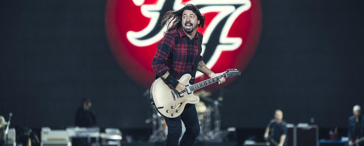 «Ναι» στη συναυλία των Foo Fighters στο Ηρώδειο