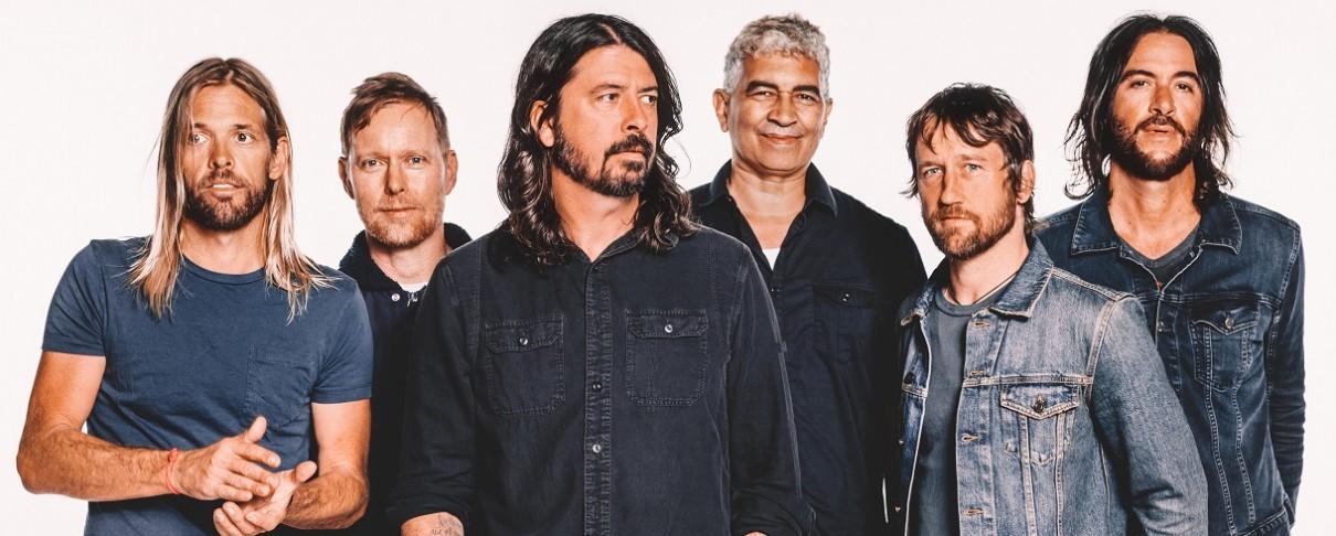«Μπετόν Και Χρυσός» από τους Foo Fighters τον Σεπτέμβρη